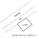 【売土地】恩納村真栄田/23.89坪